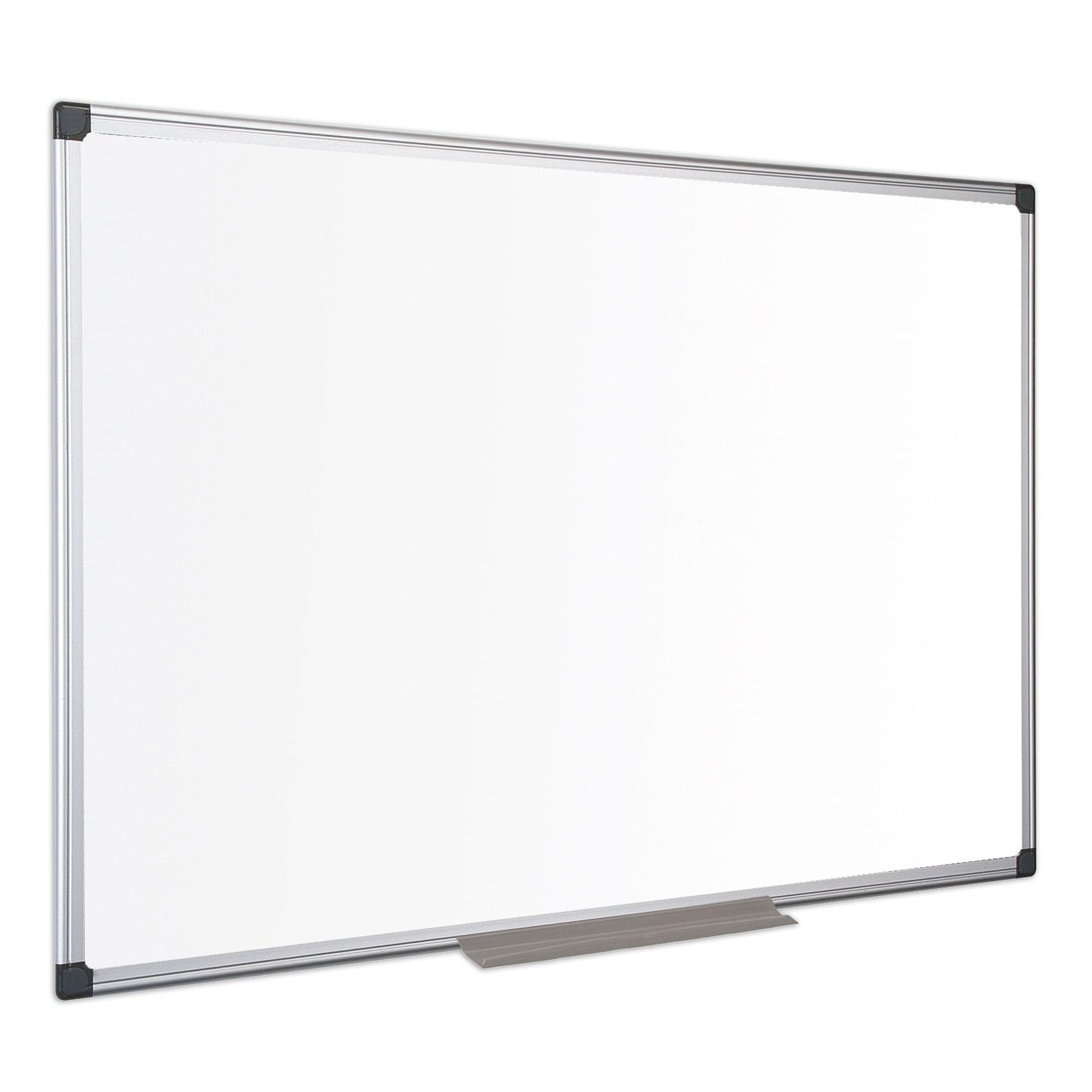 Bi-Office Tableau blanc laqué 60 x 45 cm - Tableau blanc et ...