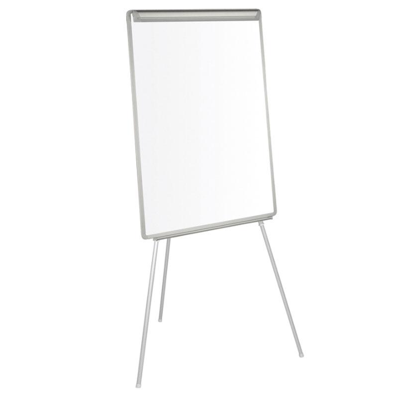 Top Bi-Office Chevalet de conférence laqué 70 x 100 cm - Tableau blanc  ER86