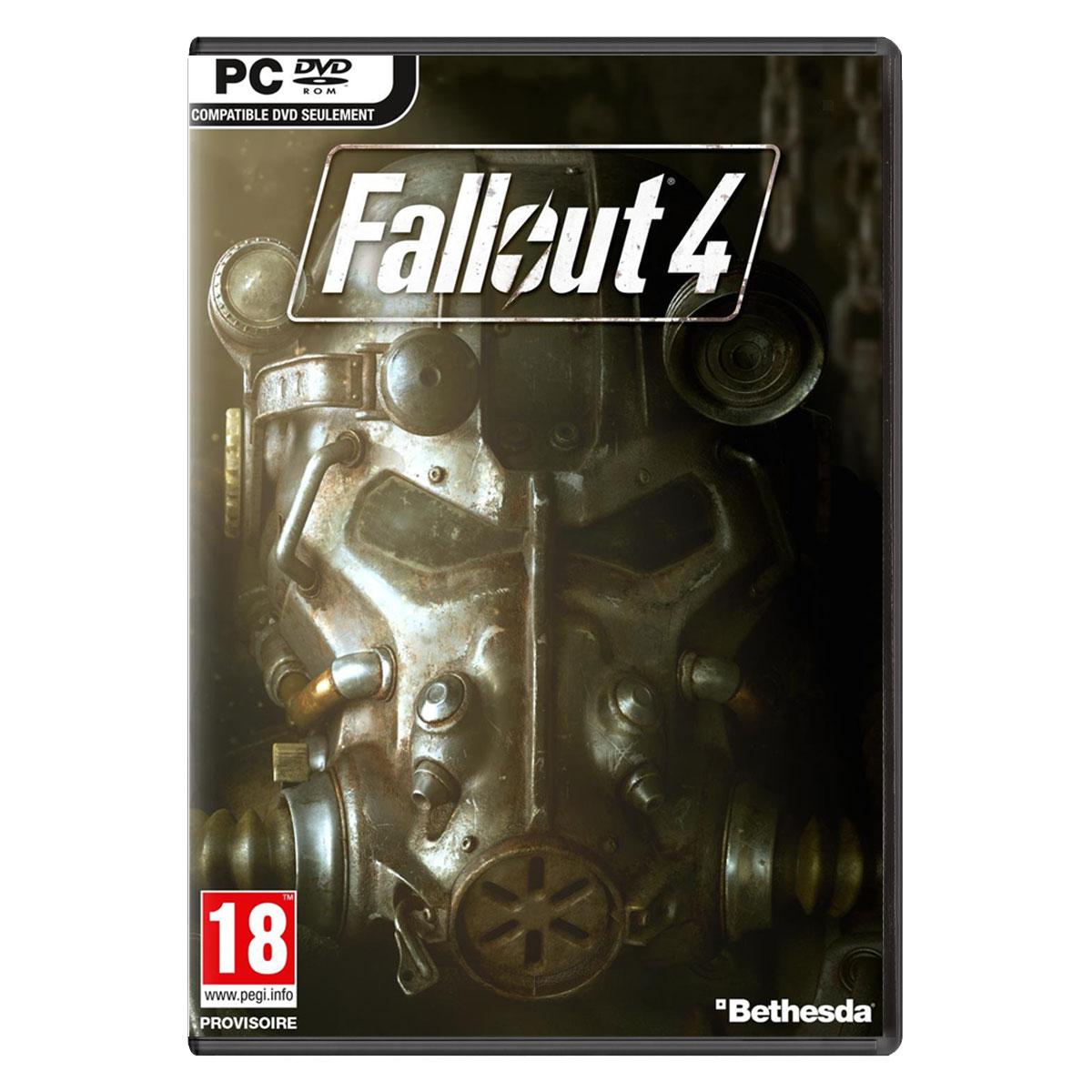 Jeux PC Fallout 4 (PC) Fallout 4 (PC)