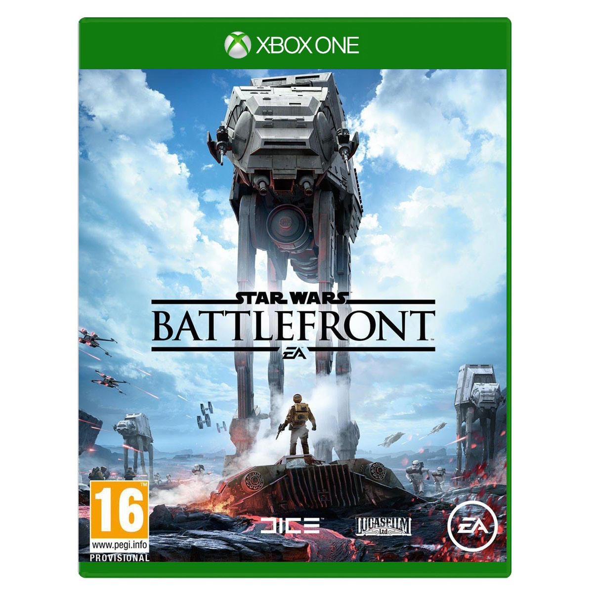star wars battlefront xbox one jeux xbox one electronic arts sur. Black Bedroom Furniture Sets. Home Design Ideas
