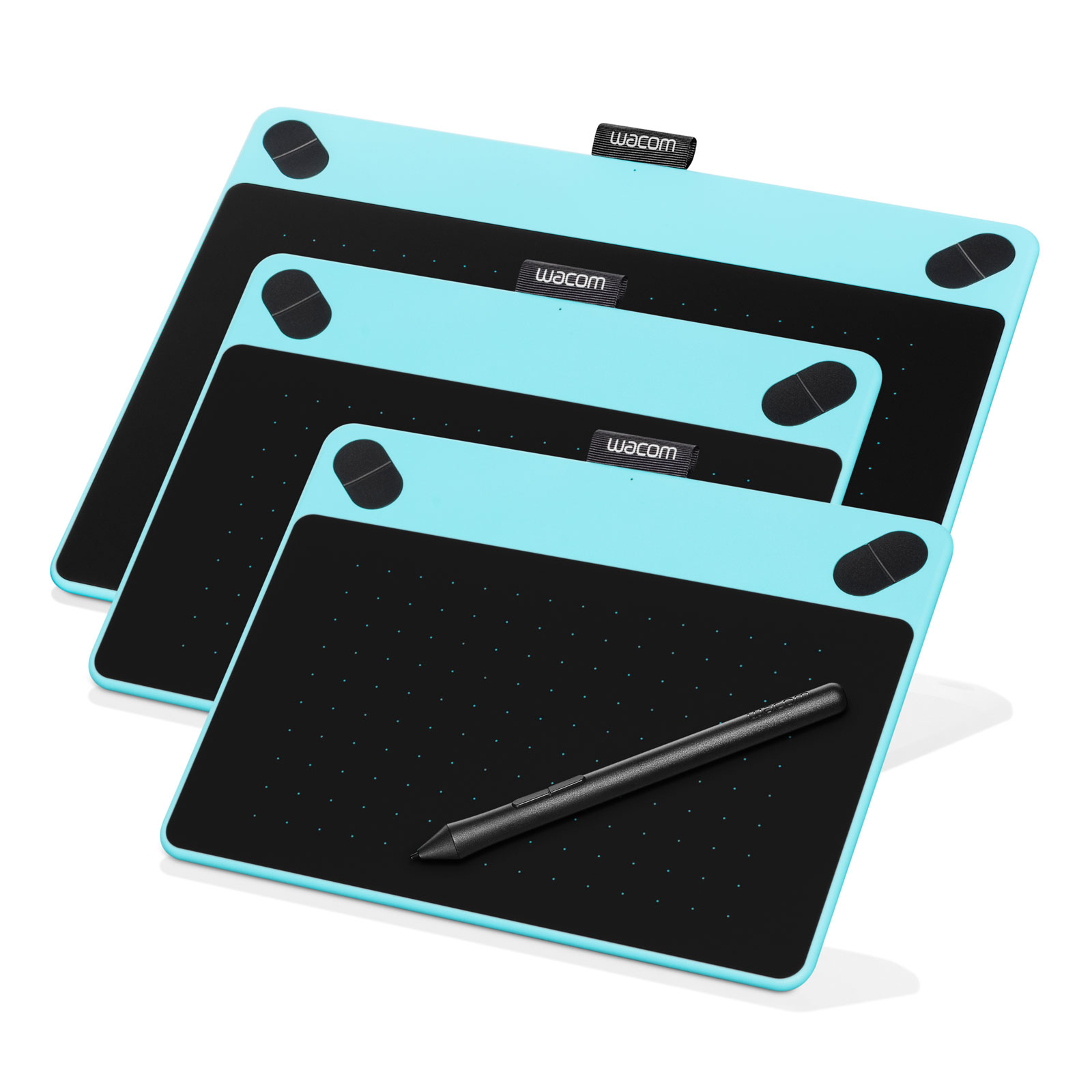 wacom intuos art medium bleu tablette graphique wacom. Black Bedroom Furniture Sets. Home Design Ideas