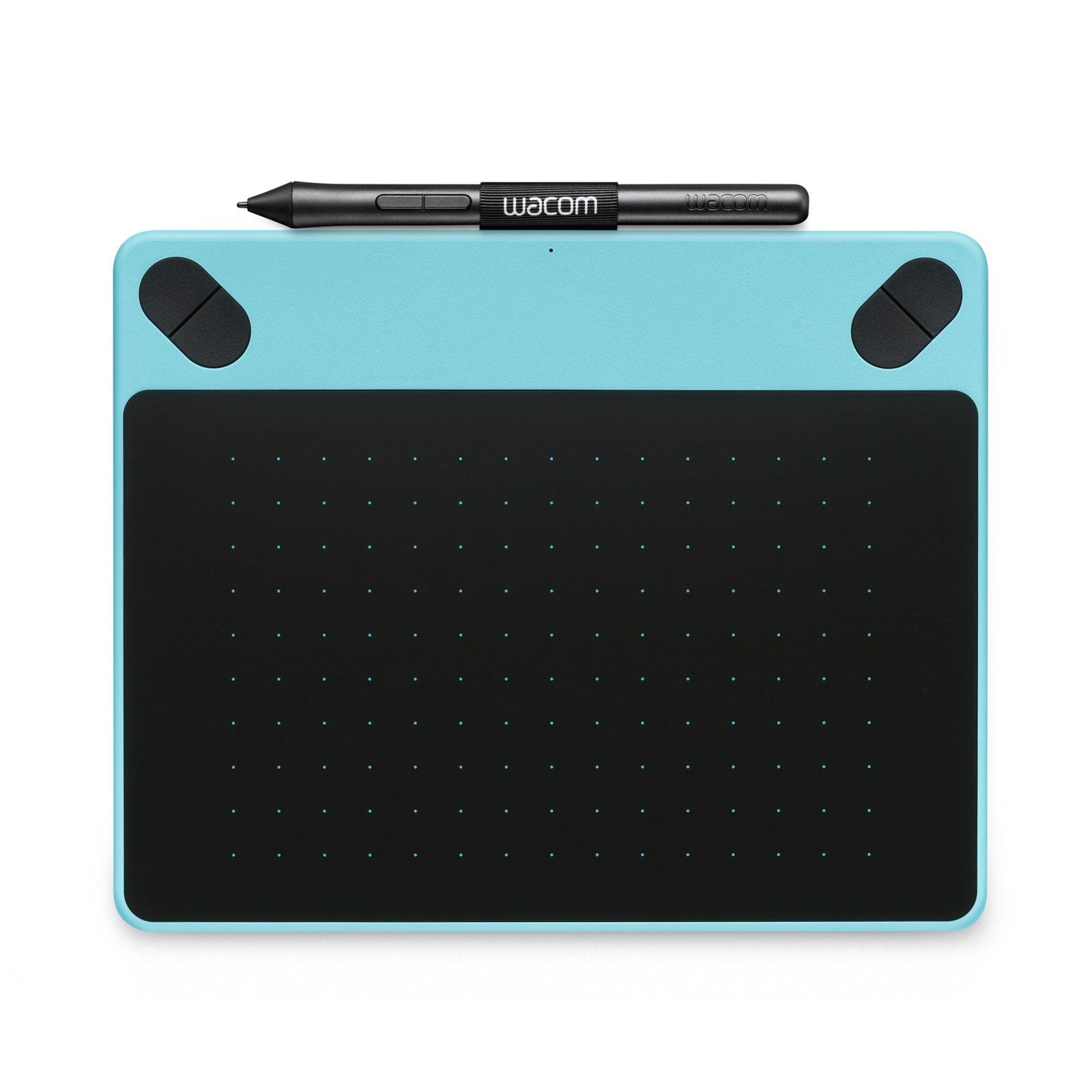 wacom intuos art small bleu tablette graphique wacom sur. Black Bedroom Furniture Sets. Home Design Ideas