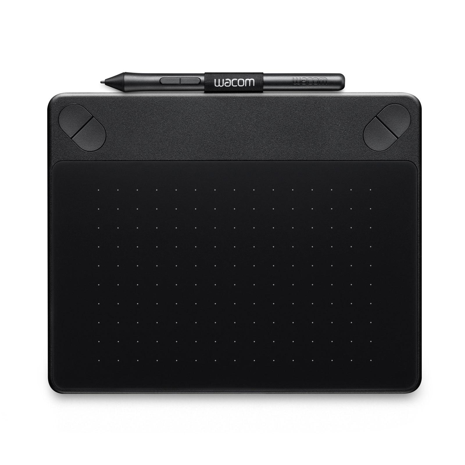wacom intuos comic small noir tablette graphique wacom. Black Bedroom Furniture Sets. Home Design Ideas