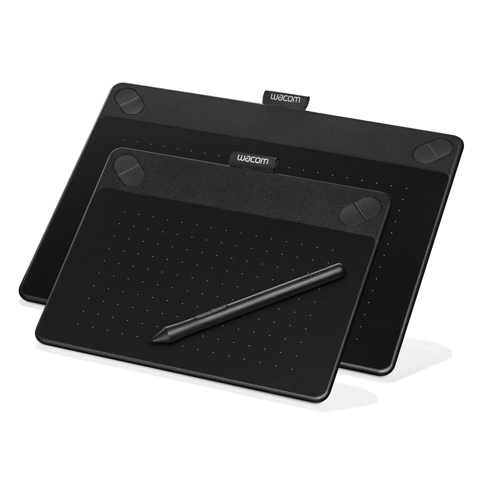 wacom intuos comic small noir tablette graphique wacom sur. Black Bedroom Furniture Sets. Home Design Ideas