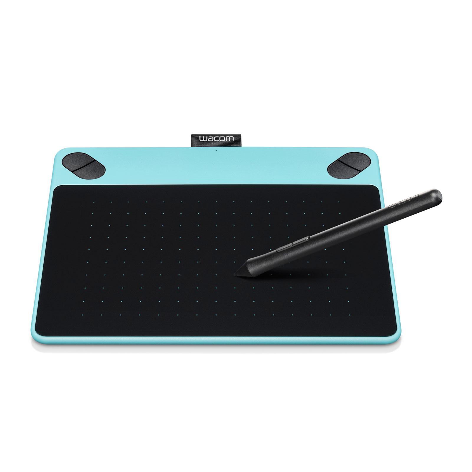 wacom intuos comic small bleu tablette graphique wacom sur. Black Bedroom Furniture Sets. Home Design Ideas