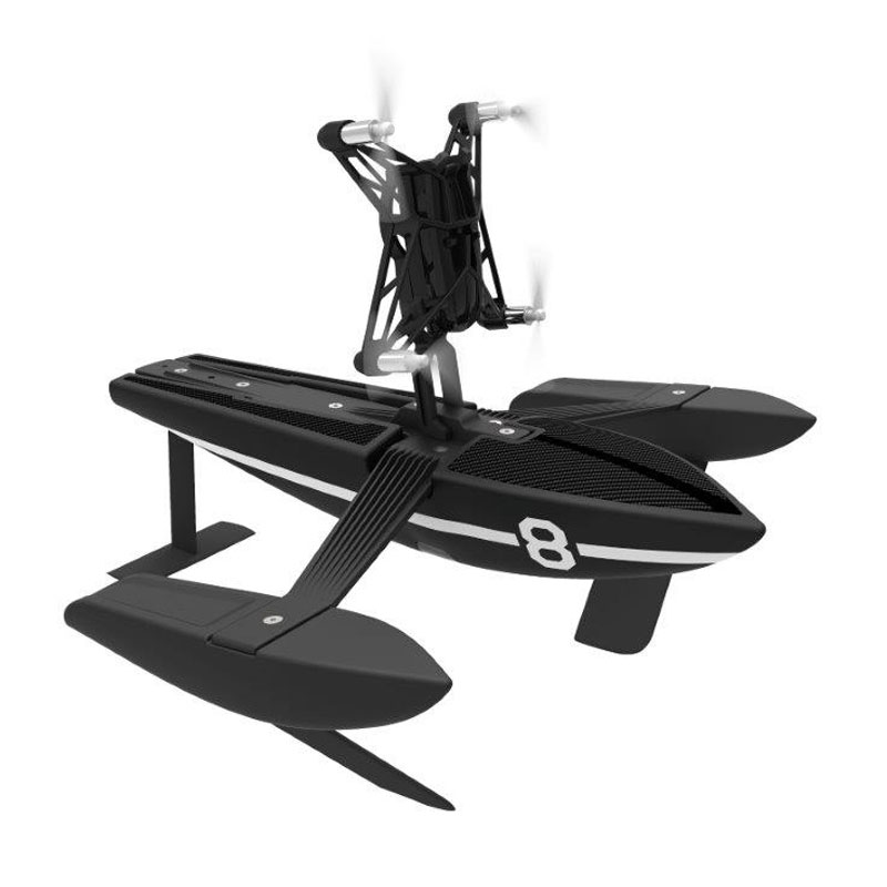 parrot minidrone hydrofoil hybride orak drone parrot sur. Black Bedroom Furniture Sets. Home Design Ideas