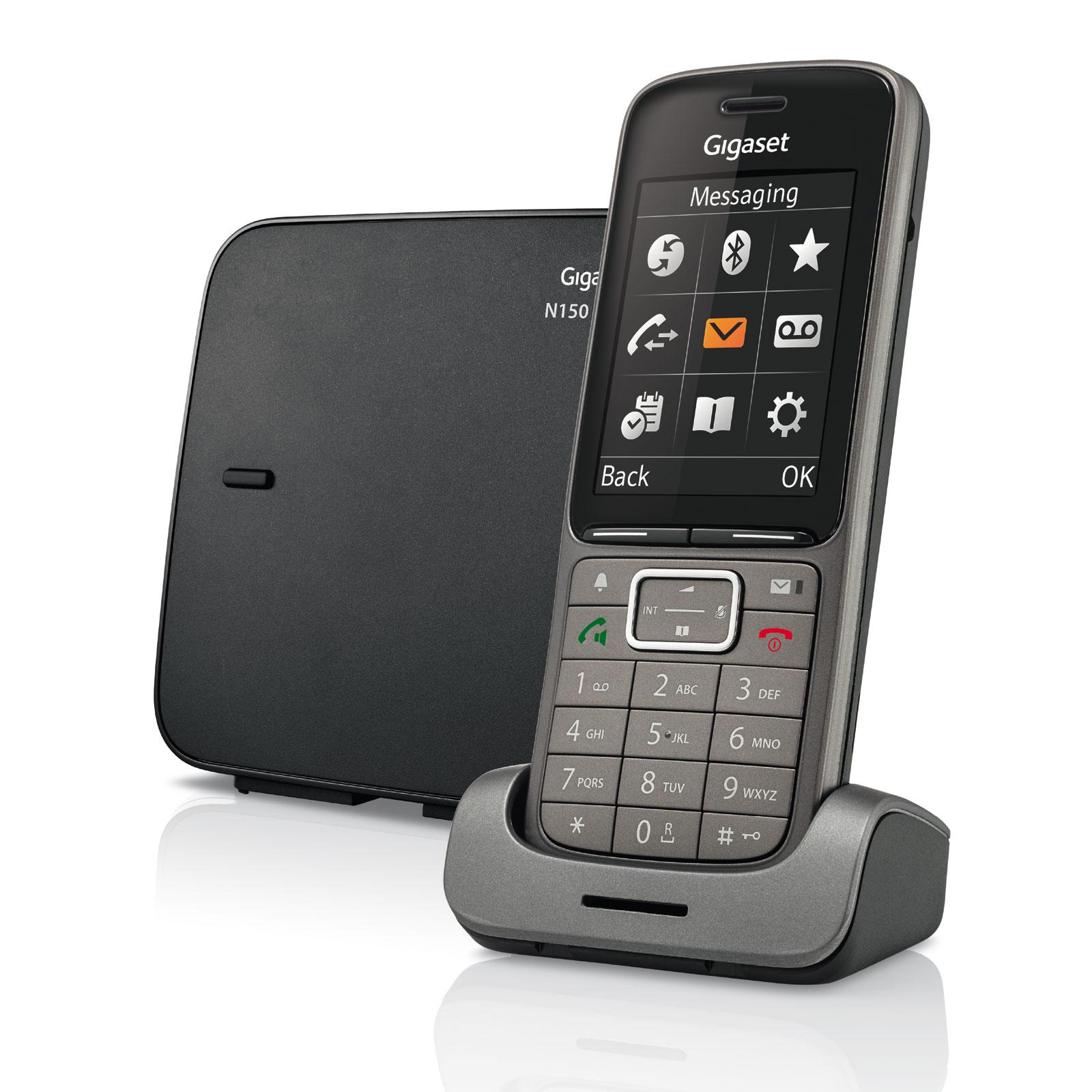 gigaset sl750 pro t l phone sans fil gigaset sur ldlc. Black Bedroom Furniture Sets. Home Design Ideas