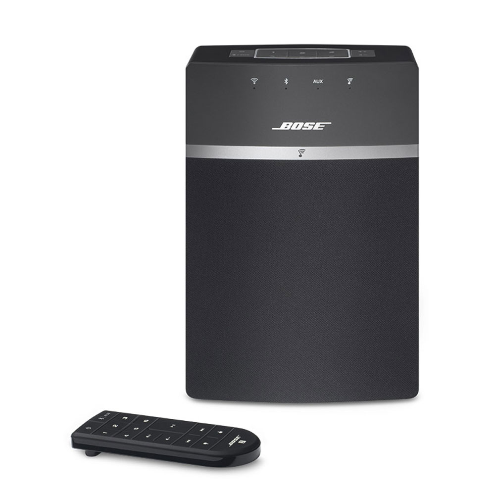 bose soundtouch 10 noir dock enceinte bluetooth bose sur. Black Bedroom Furniture Sets. Home Design Ideas