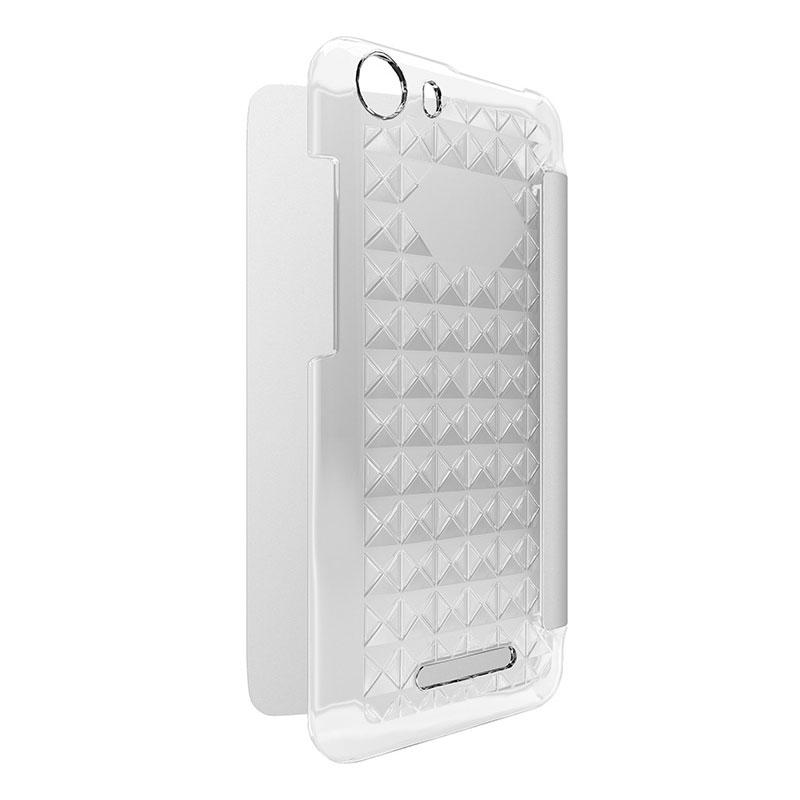 wiko folio diamants blanc wiko lenny 2 etui t l phone wiko sur. Black Bedroom Furniture Sets. Home Design Ideas