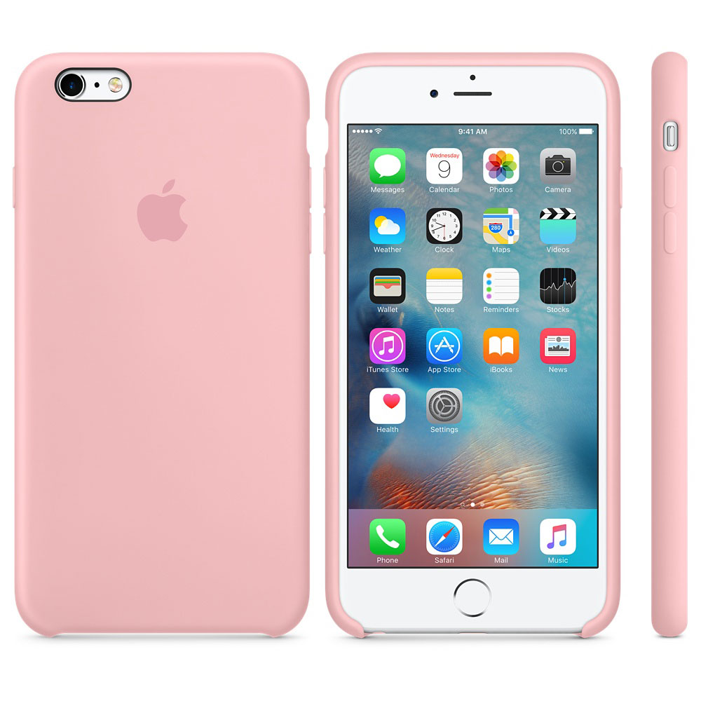 coque apple rose iphone 7