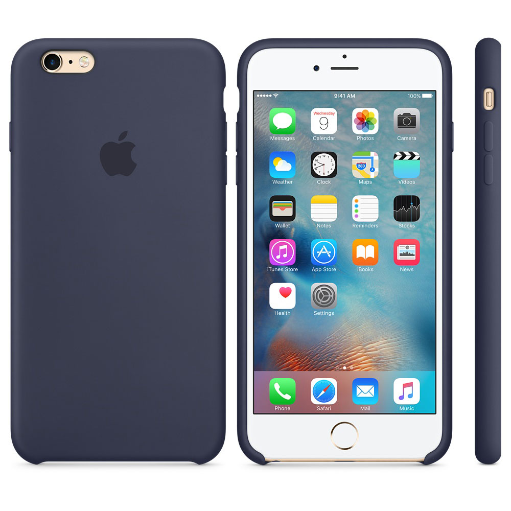 coque souple iphone 6 bleu