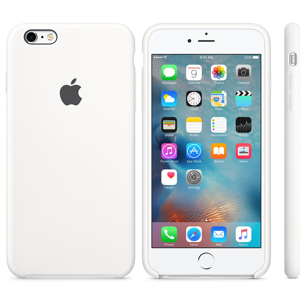 coque blanche iphone 6