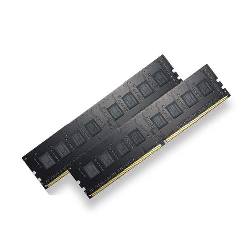 Mémoire PC G.Skill RipJaws 4 Series 8 Go (2x 4 Go) DDR4 2133 MHz CL15 Kit Dual Channel 2 barrettes de RAM DDR4 PC4-17000 - F4-2133C15D-8GNT