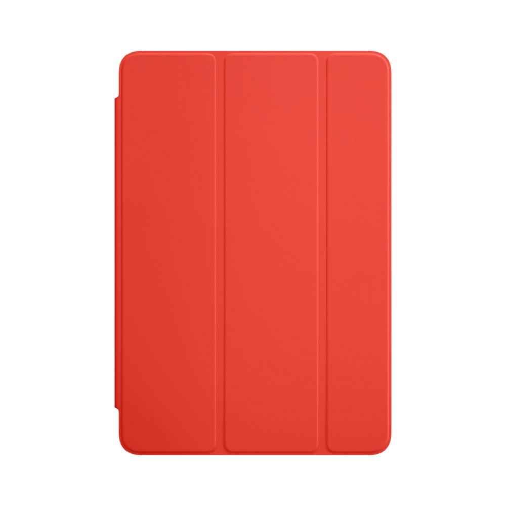 Accessoires Tablette Apple iPad mini 4 Smart Cover Orange Protection écran pour iPad mini 4