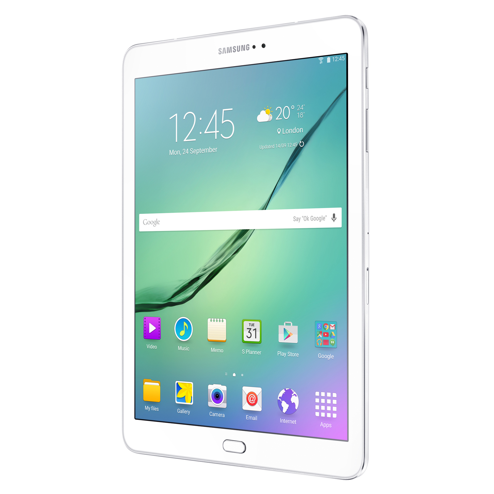 samsung galaxy tab s2 9 7 sm t810 32 go blanc tablette tactile samsung sur. Black Bedroom Furniture Sets. Home Design Ideas