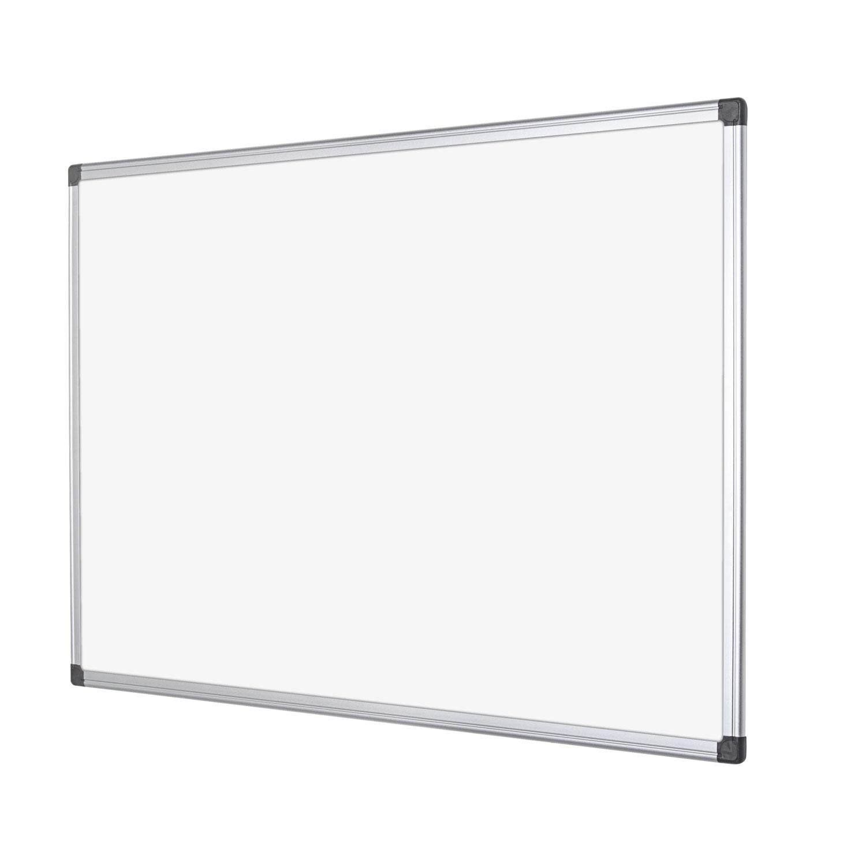 bi office tableau blanc maill 120 x 90 cm tableau blanc et paperboard bi office sur. Black Bedroom Furniture Sets. Home Design Ideas