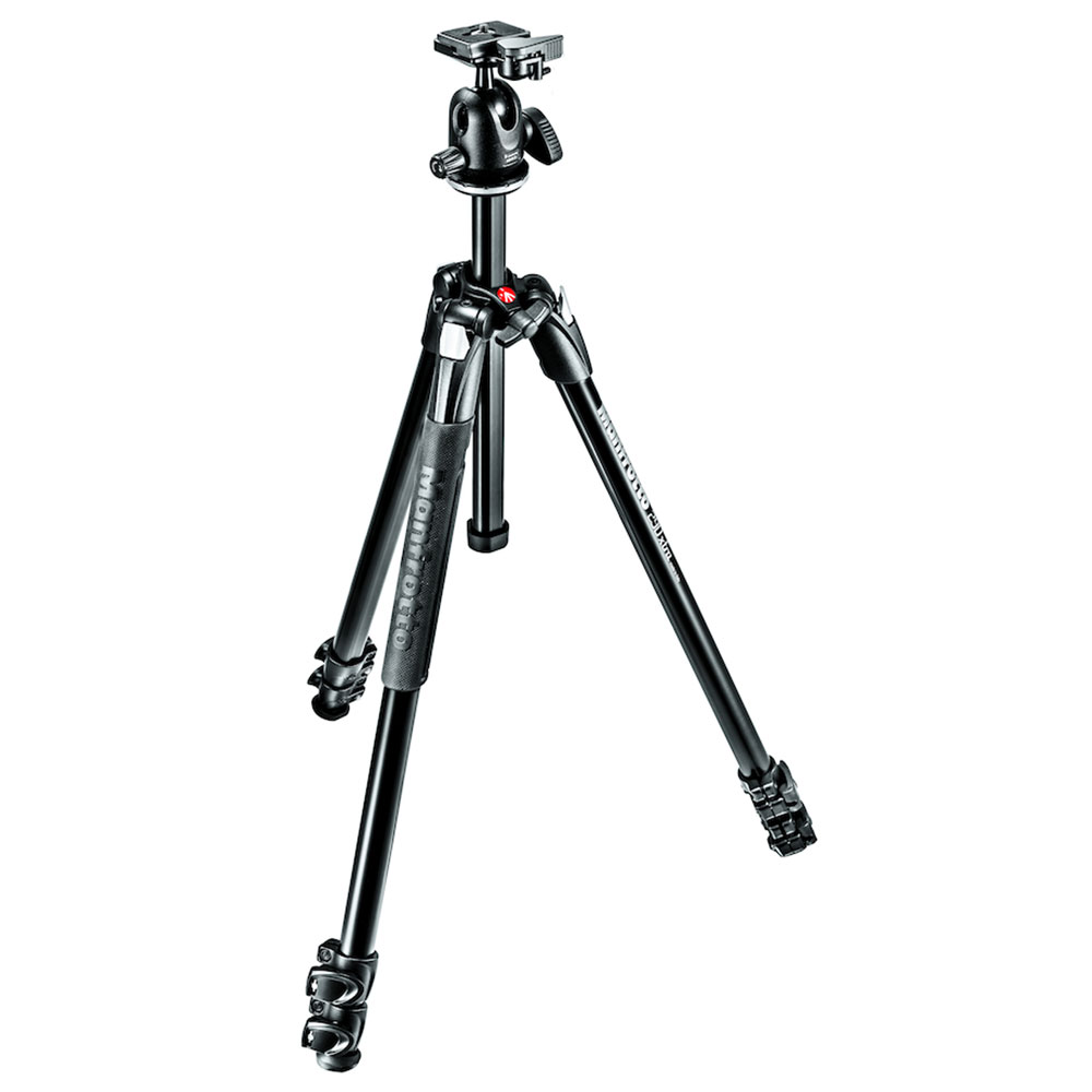 manfrotto mk290xta3 bh tr pied appareil photo manfrotto. Black Bedroom Furniture Sets. Home Design Ideas