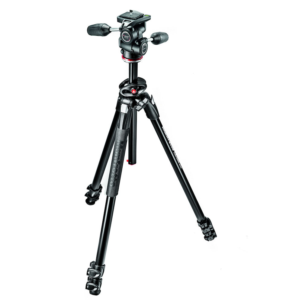 manfrotto mk290dua3 3w tr pied appareil photo manfrotto. Black Bedroom Furniture Sets. Home Design Ideas
