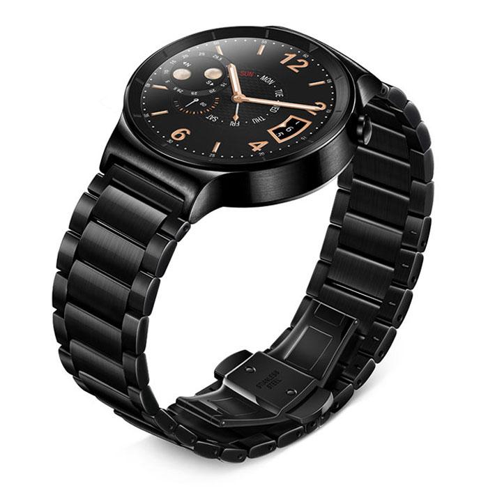 huawei watch active link noir/acier - montre & bracelets connectés