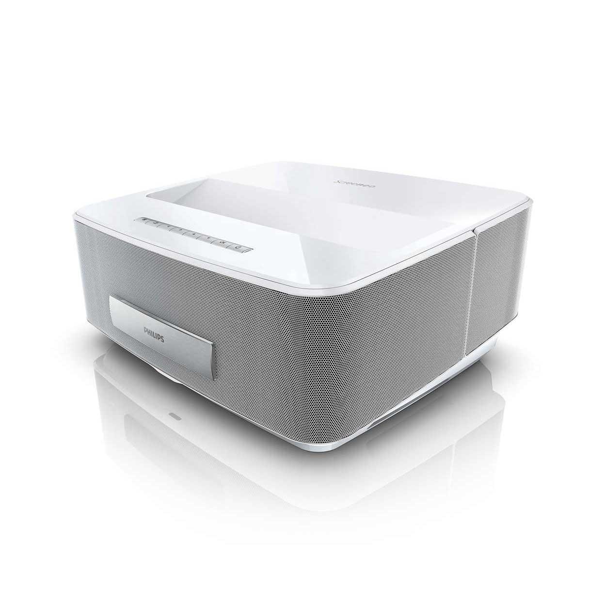 philips screeneo hdp1550 vid oprojecteur philips sur. Black Bedroom Furniture Sets. Home Design Ideas