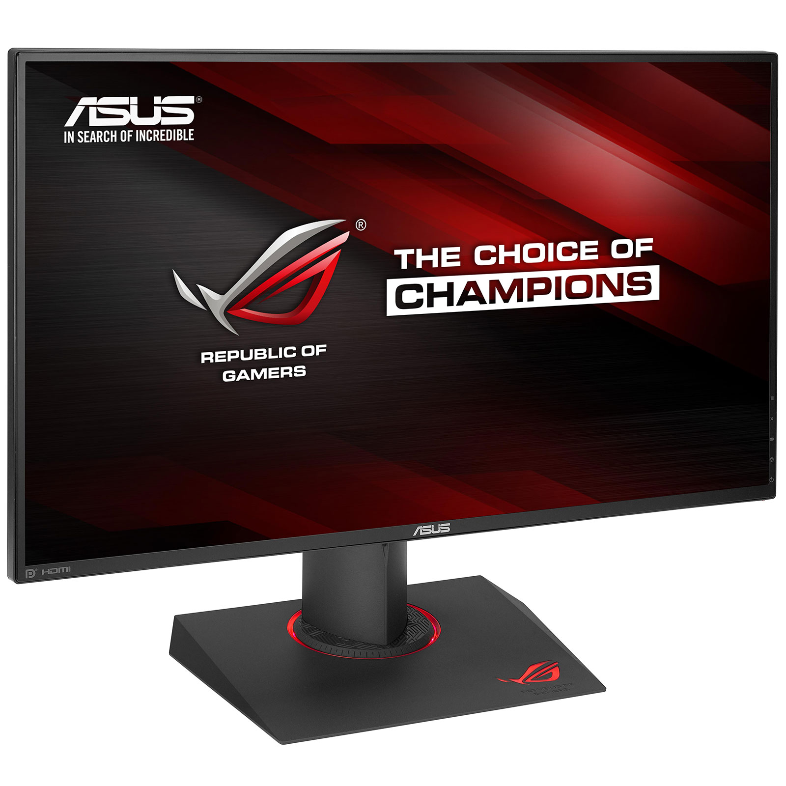 Asus 27 led rog swift pg279q ecran pc asus sur for Ecran dalle ips pour la photo