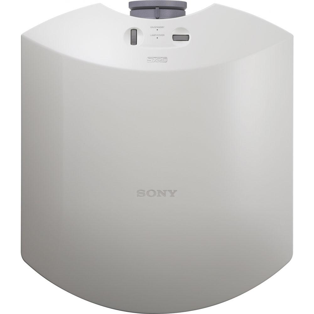 sony vpl hw55es blanc ldlc cran motoris 16 9 240 x 135 cm vid oprojecteur sony sur. Black Bedroom Furniture Sets. Home Design Ideas