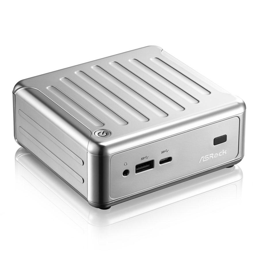 PC de bureau LDLC PC10 BEEBOX-CEL3150-4-H10-W10 Intel Celeron N3150 4 Go 1 To Wi-Fi AC / Bluetooth Windows 10 Famille 64 bits (monté)