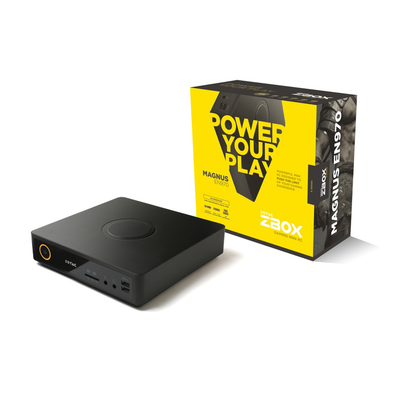 zotac zbox magnus en970 barebone pc zotac sur. Black Bedroom Furniture Sets. Home Design Ideas