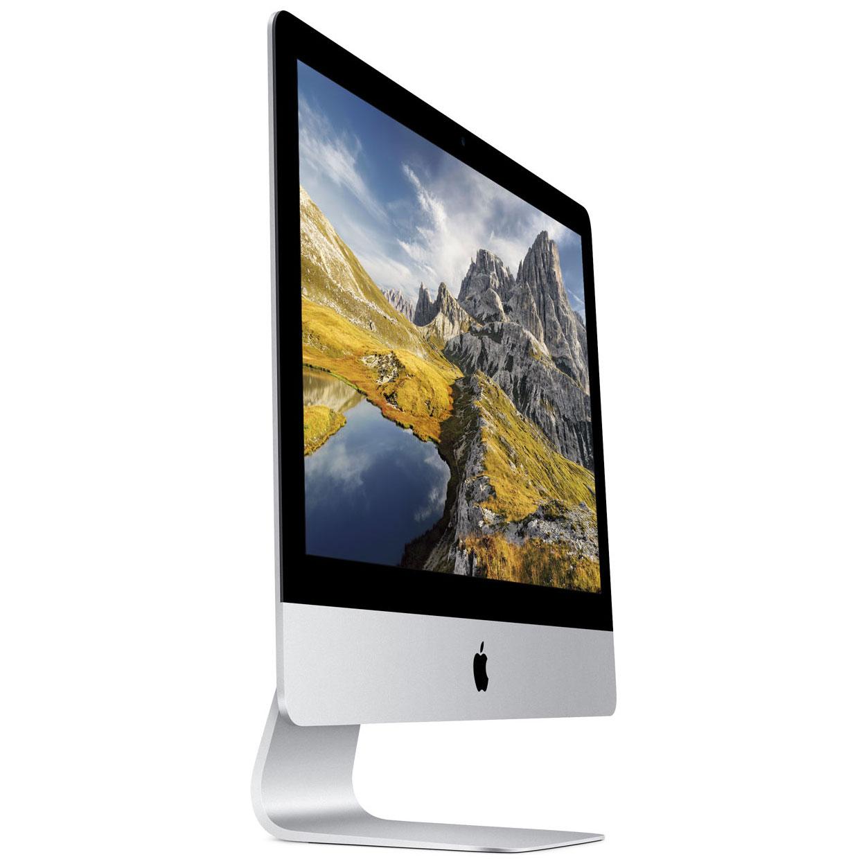 apple imac 21 5 pouces mk142fn a ordinateur mac apple sur. Black Bedroom Furniture Sets. Home Design Ideas