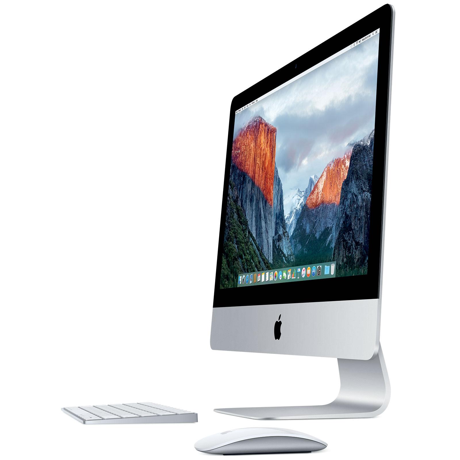 apple imac 21 5 pouces mk442fn a ordinateur mac apple sur. Black Bedroom Furniture Sets. Home Design Ideas