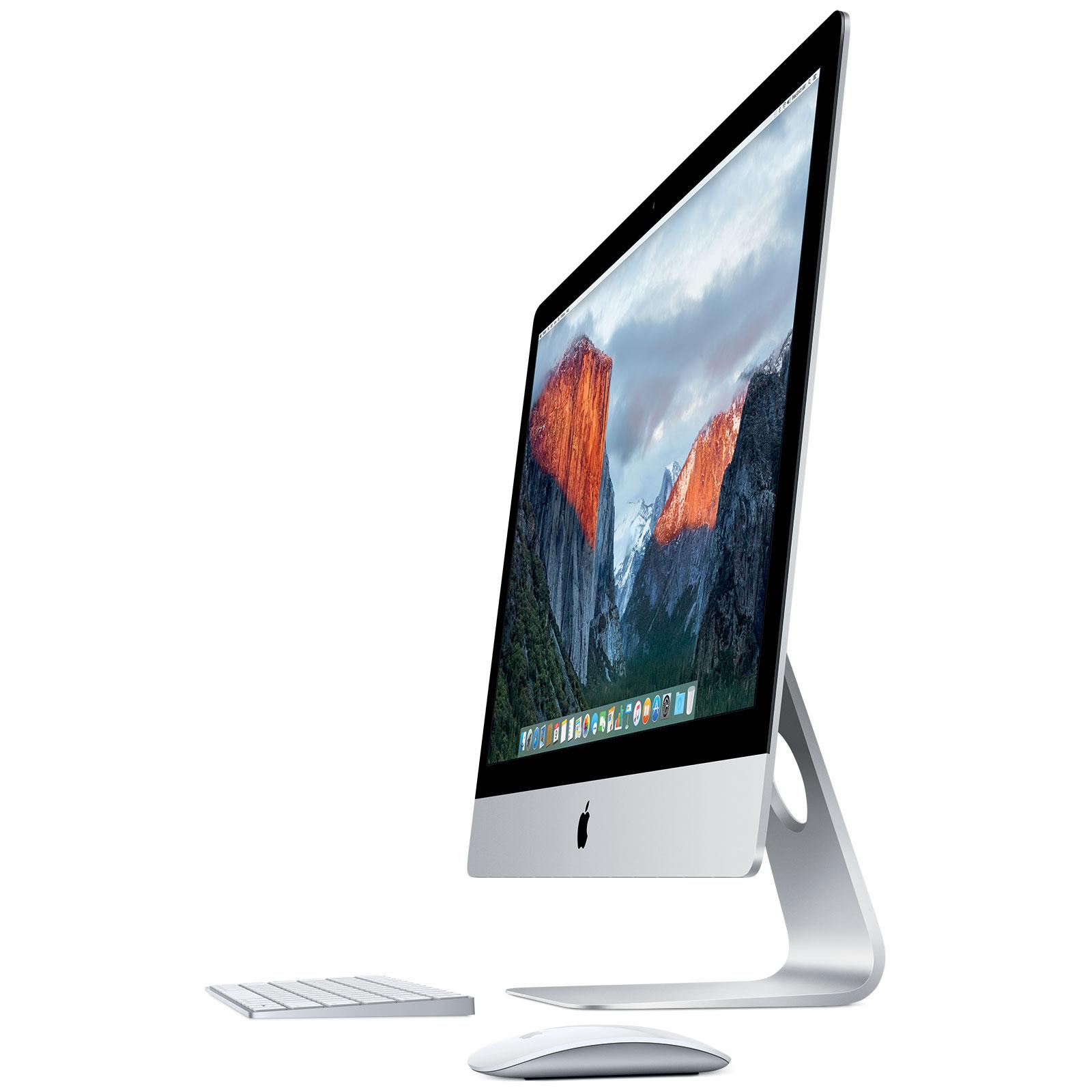 Apple imac 27 pouces avec cran retina 5k mk462fn a for Ecran pc retina