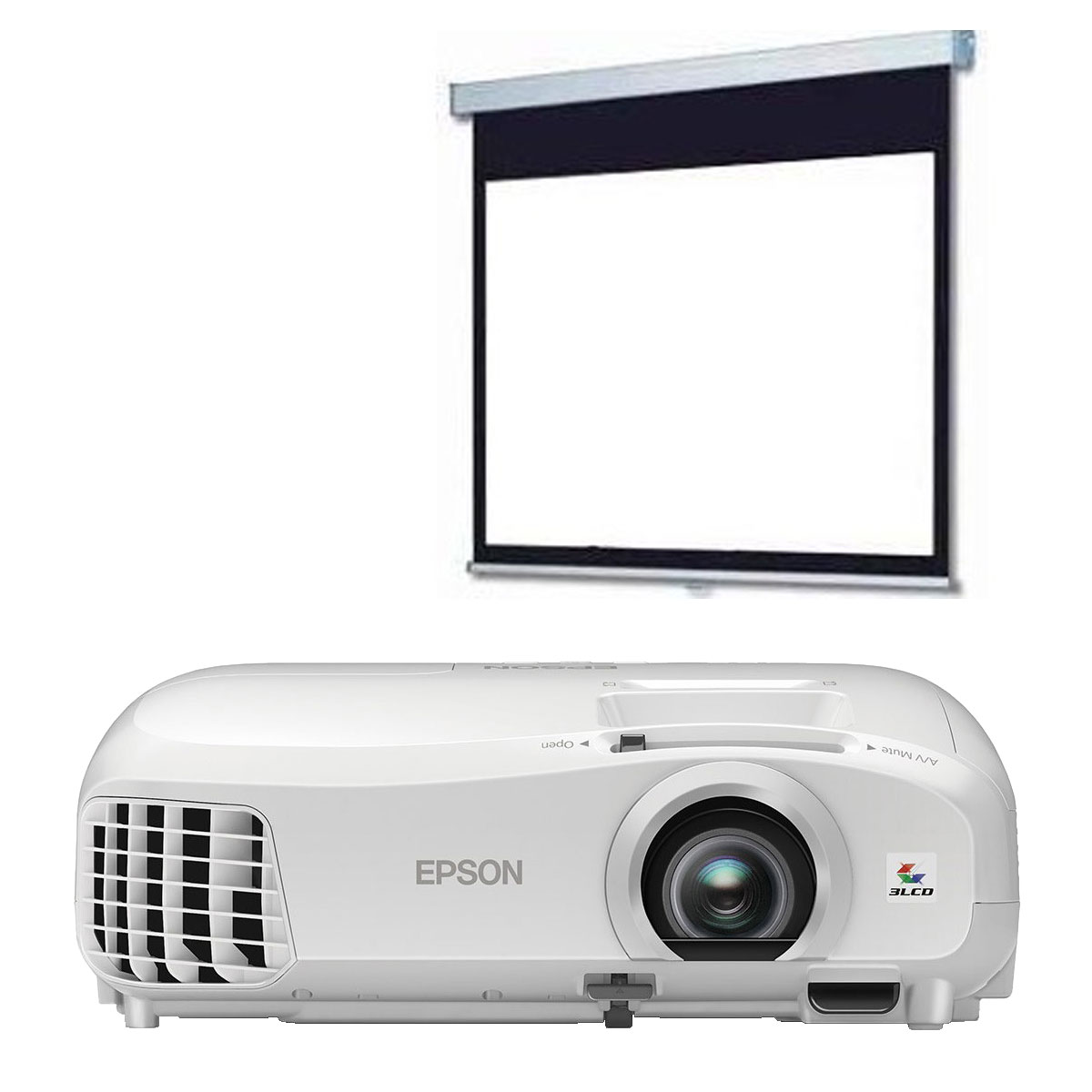 epson eh tw5210 ldlc cran manuel 16 9 220 x 124 cm vid oprojecteur epson sur. Black Bedroom Furniture Sets. Home Design Ideas