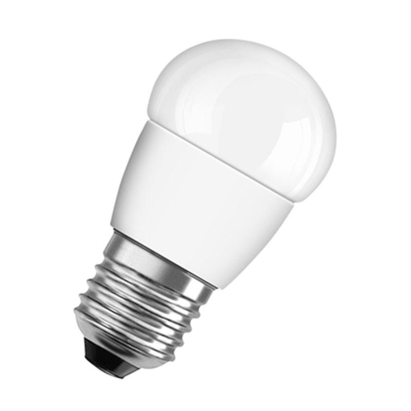 osram ampoule led superstar sph rique e27 6w 40w a ampoule led osram sur. Black Bedroom Furniture Sets. Home Design Ideas