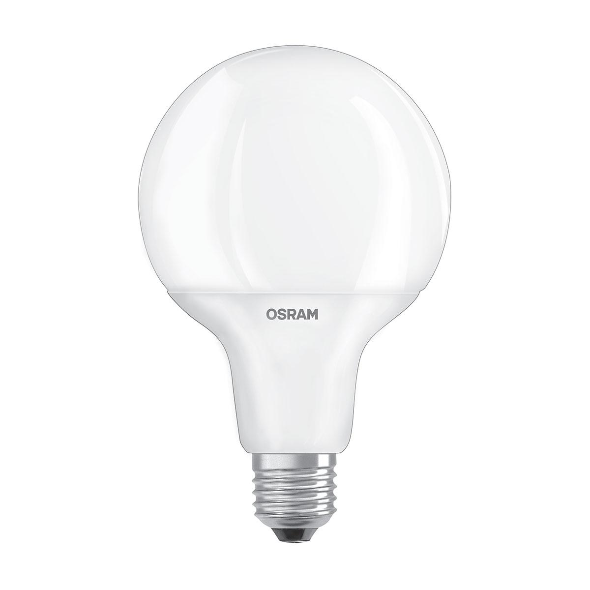 osram ampoule led star classic globe e27 9w 60w a ampoule led osram sur. Black Bedroom Furniture Sets. Home Design Ideas