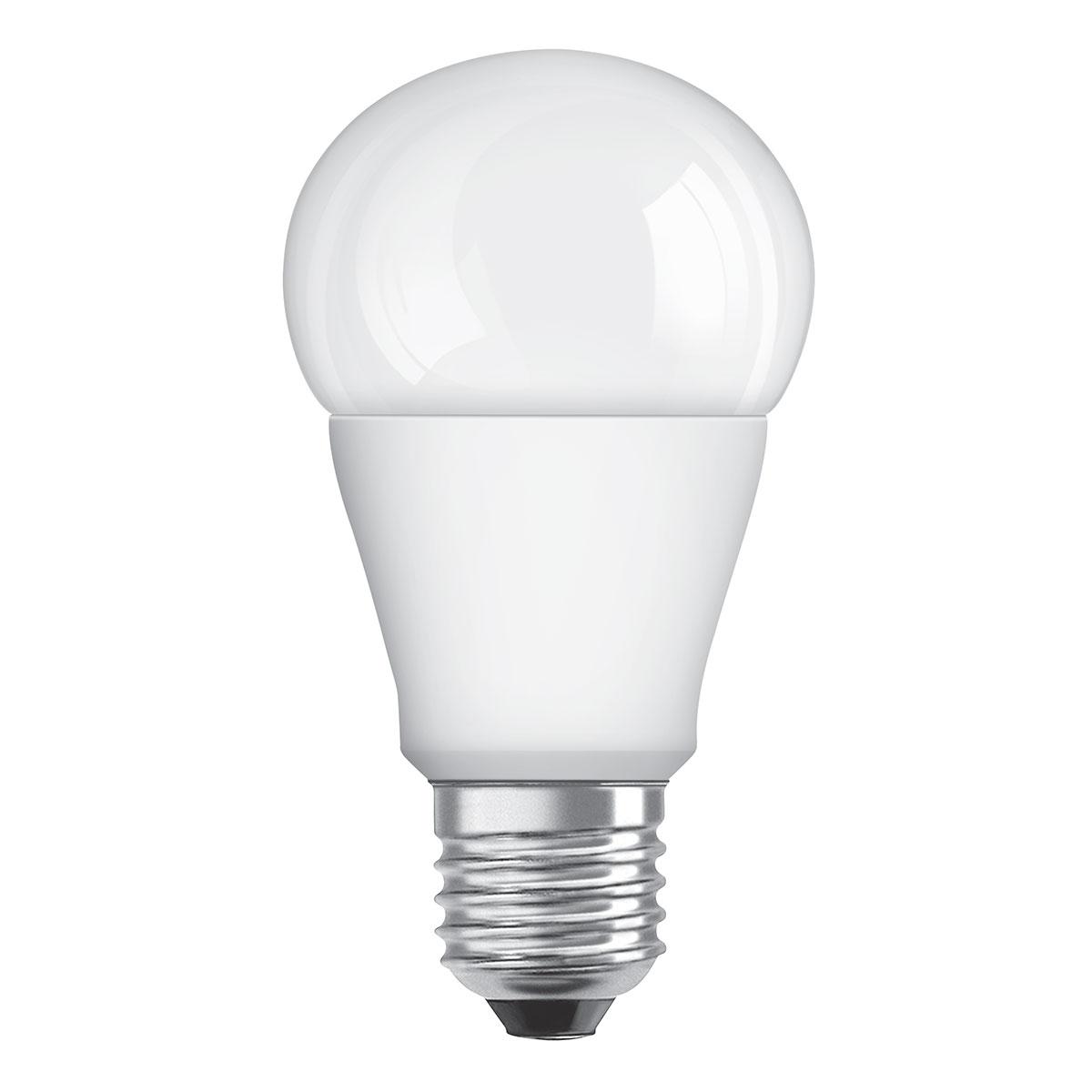 Osram Ampoule Led Retrofit Standard E27 4w 40w A: OSRAM Ampoule LED Star Classic Standard E27 10W (75W) A
