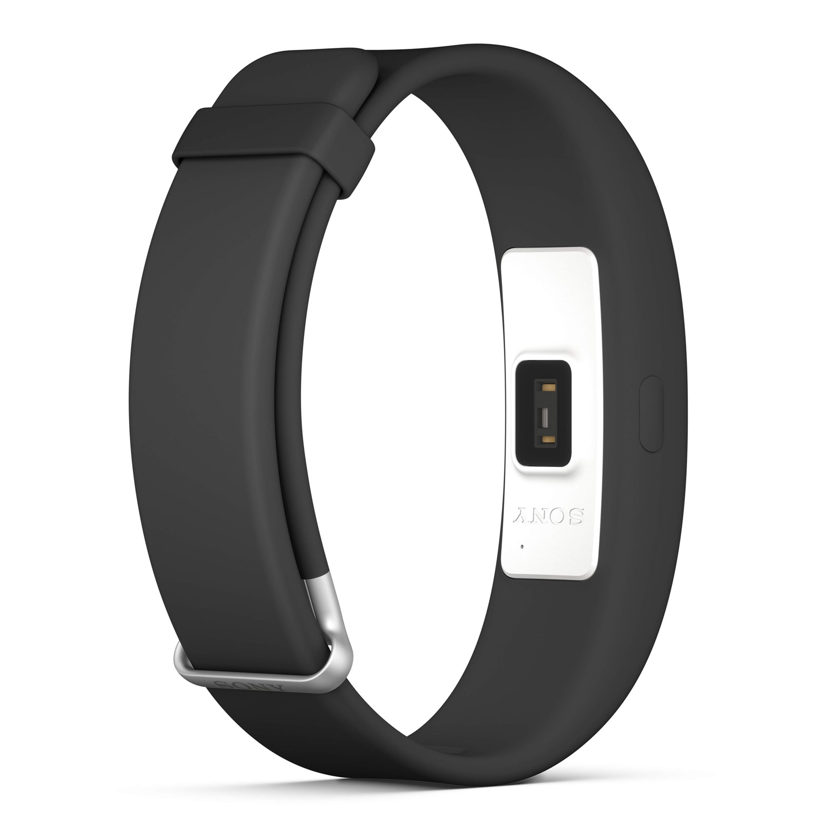 sony smartband 2 swr12 noir montre connect e sony sur. Black Bedroom Furniture Sets. Home Design Ideas