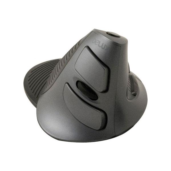 Souris PC Souris ergonomique verticale sans fil (noire) Souris ergonomique verticale sans fil (noire)