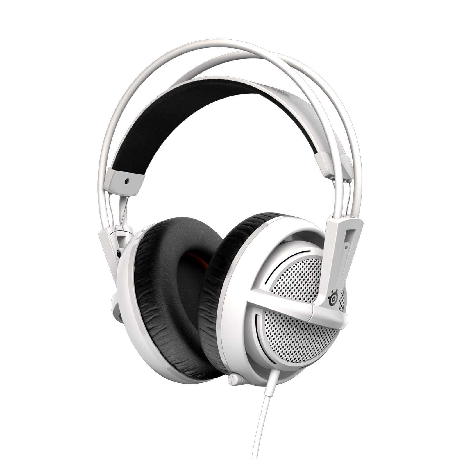 steelseries siberia 200 white blanc micro casque steelseries sur. Black Bedroom Furniture Sets. Home Design Ideas