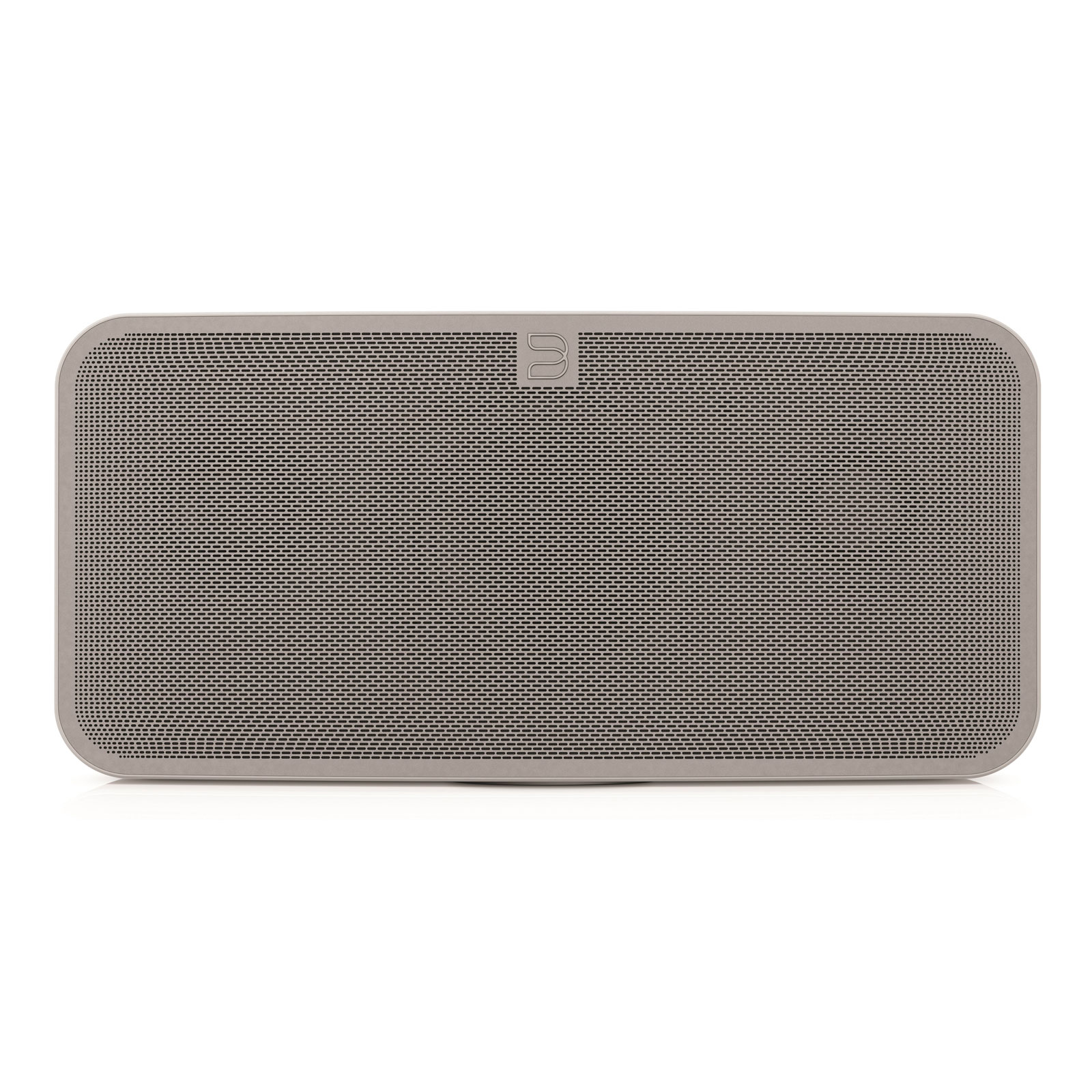 Dock & Enceinte Bluetooth Bluesound Pulse 2 Blanc Système audio multiroom avec Wi-Fi, Bluetooth pour Streaming audio et Web radio compatible Hi-Res Audio
