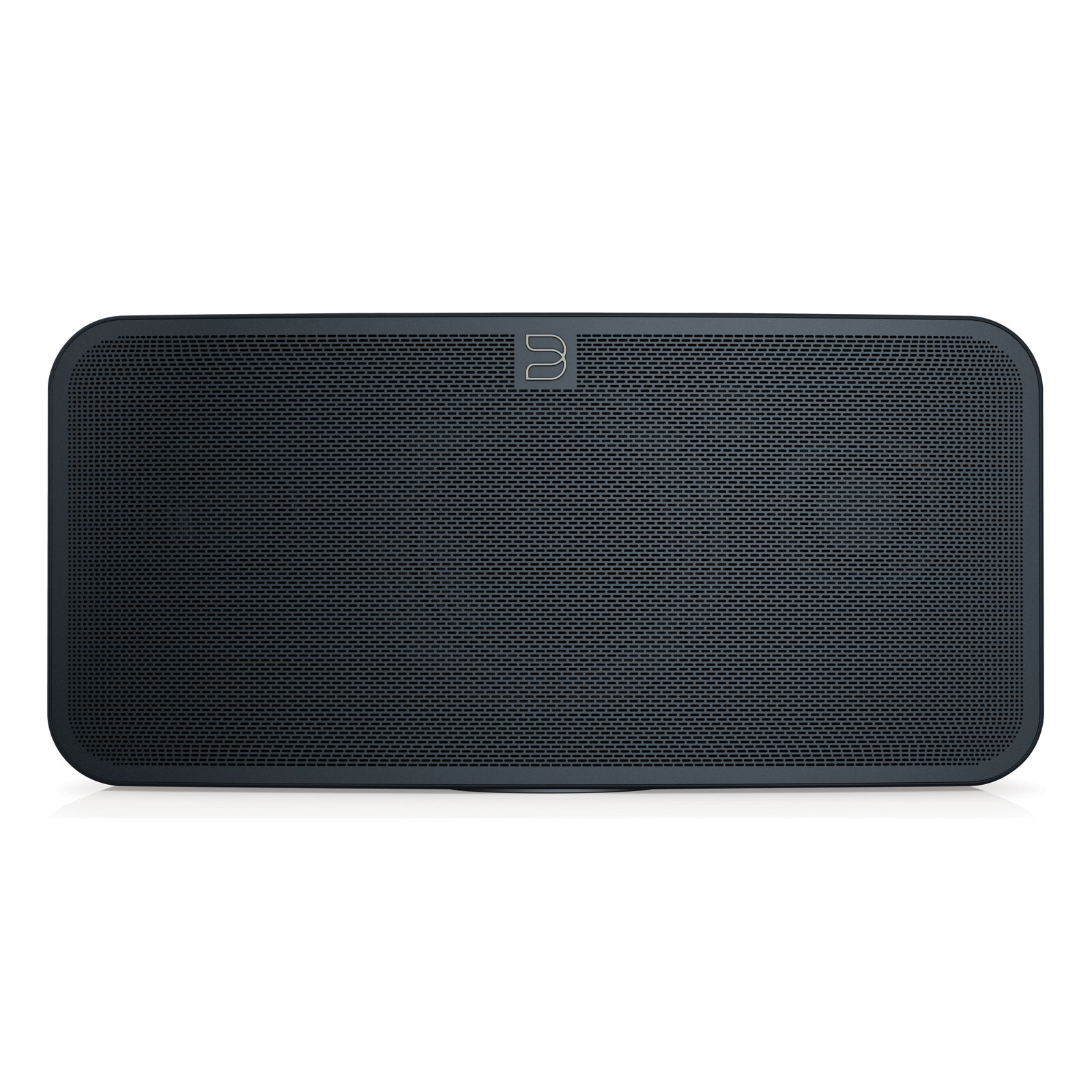 Dock & Enceinte Bluetooth Bluesound Pulse 2 Noir Système audio multiroom avec Wi-Fi, Bluetooth pour Streaming audio et Web radio compatible Hi-Res Audio