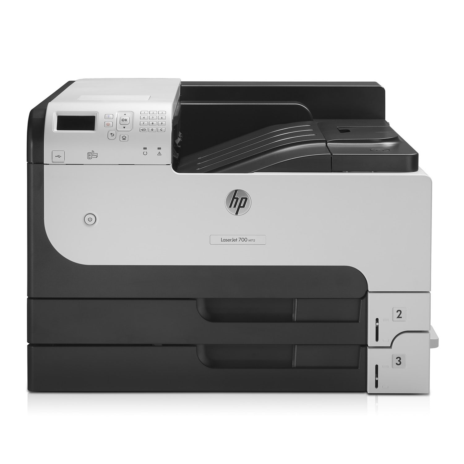 hp laserjet enterprise 700 m712dn imprimante laser hp sur. Black Bedroom Furniture Sets. Home Design Ideas