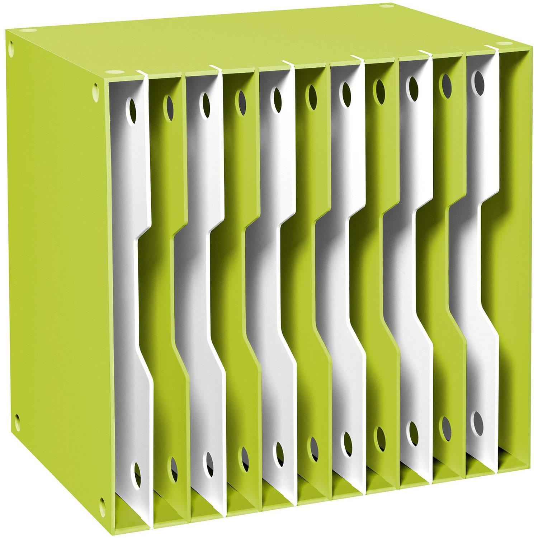 cep bloc 12 cases gloss cubicep anis blanc module de classement cep sur. Black Bedroom Furniture Sets. Home Design Ideas