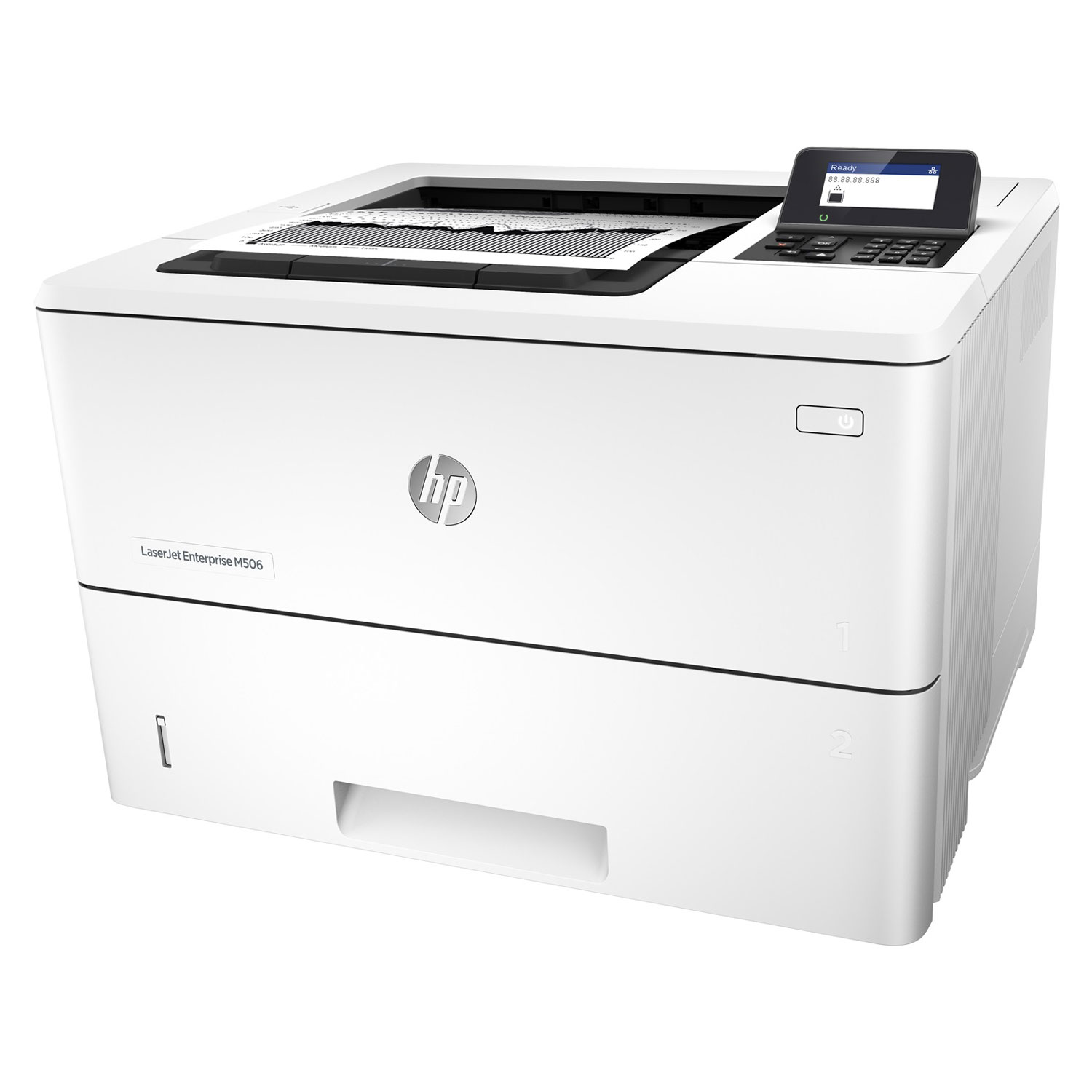 hp laserjet enterprise m506dn imprimante laser hp sur. Black Bedroom Furniture Sets. Home Design Ideas