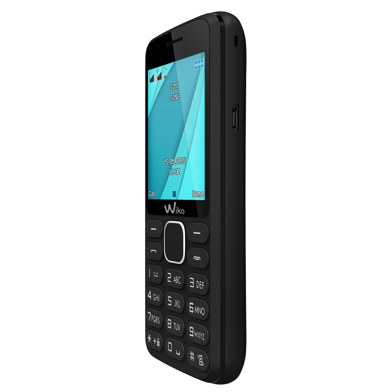 Wiko lubi 4 noir mobile smartphone wiko sur for Photo ecran wiko