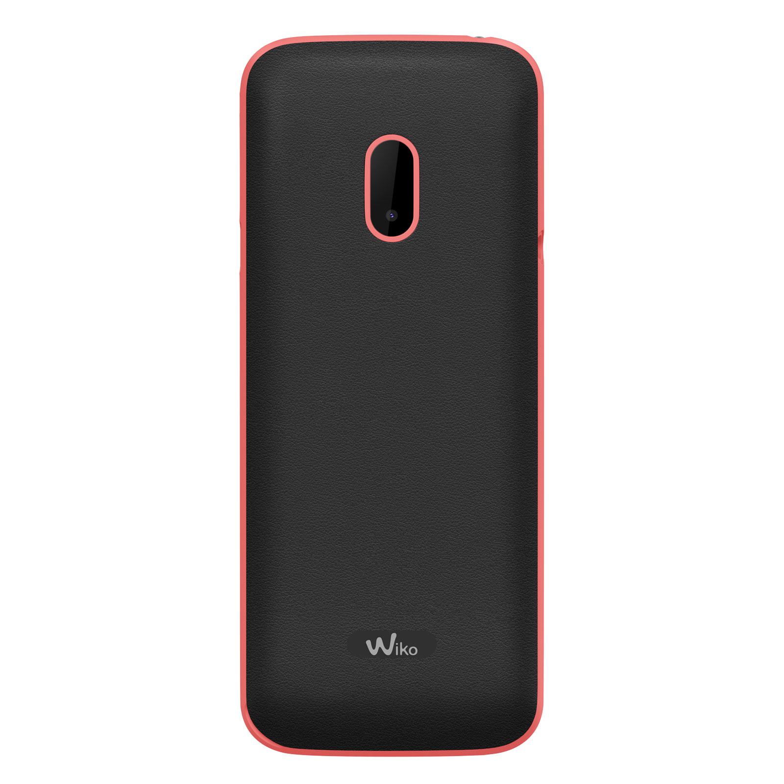 Wiko lubi 4 noir rose mobile smartphone wiko sur for Photo ecran wiko
