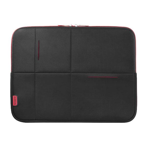 samsonite airglow sleeve 15 6 coloris noir rouge sac sacoche housse samsonite sur. Black Bedroom Furniture Sets. Home Design Ideas