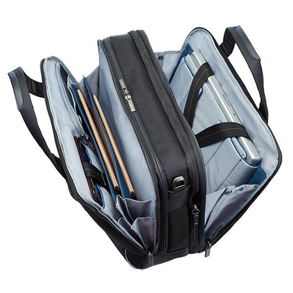Samsonite spectrolite bailhandle 17 3 39 39 coloris noir sac sacoche housse samsonite sur - Porte ordinateur portable ...