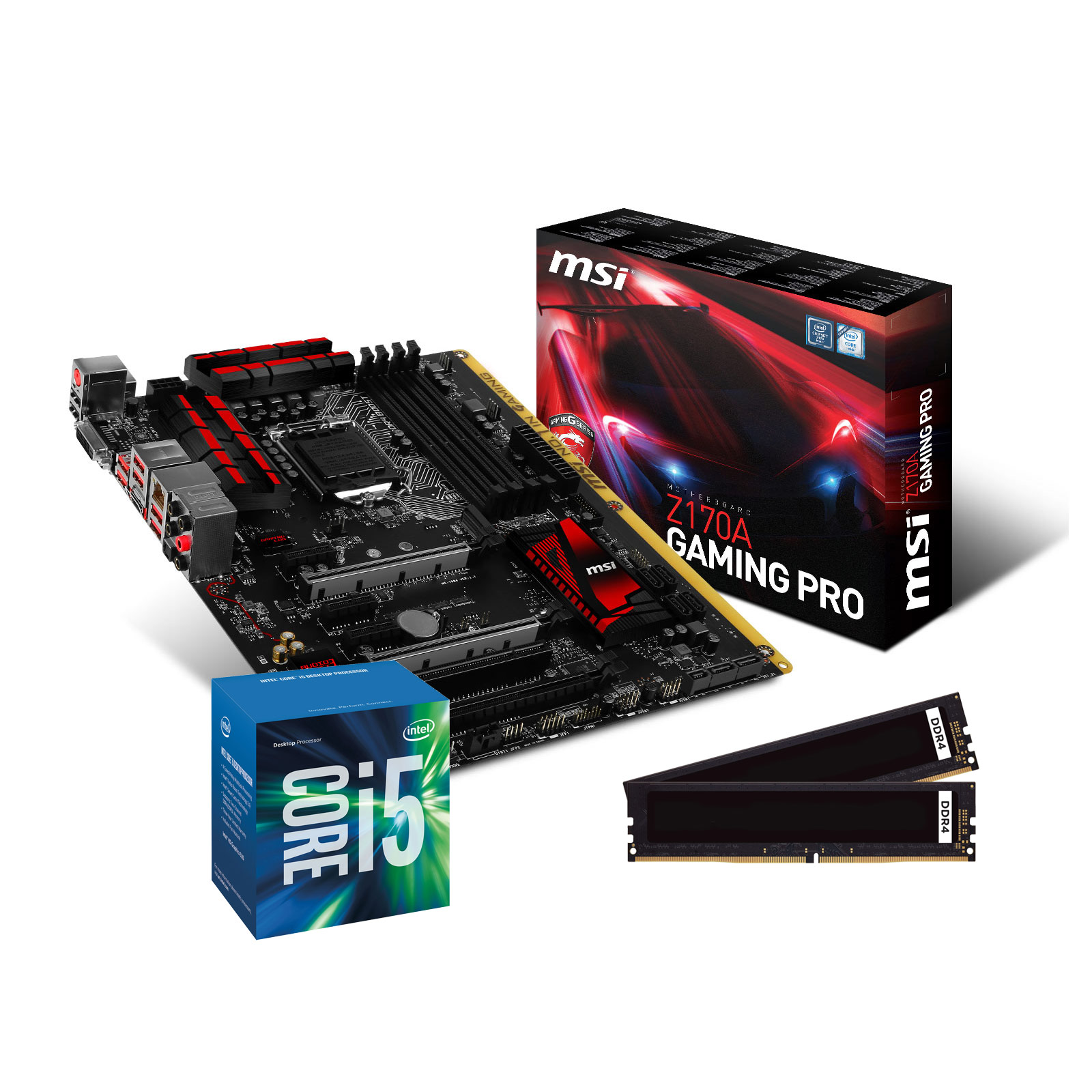 how to add a cpu to msi z170a intel i3