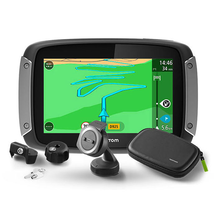 tomtom rider 400 premium pack gps tomtom sur. Black Bedroom Furniture Sets. Home Design Ideas