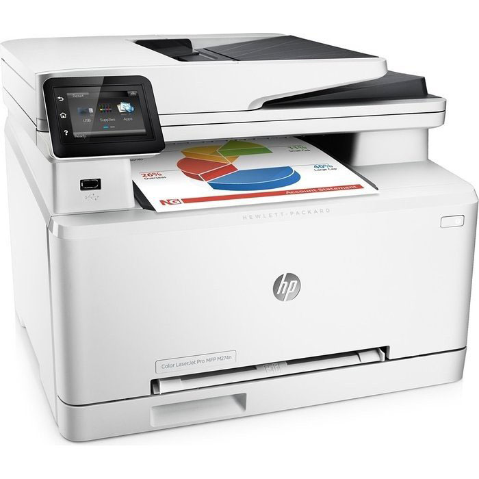 hp color laserjet pro mfp m274n imprimante multifonction hp sur. Black Bedroom Furniture Sets. Home Design Ideas